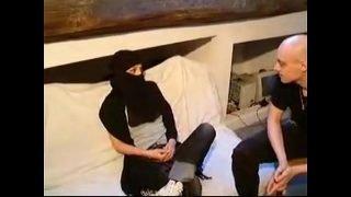 SHAINA BEURETTE FRENCH ARAB TEEN MUSLIM HIJAB CASTING FUCKED